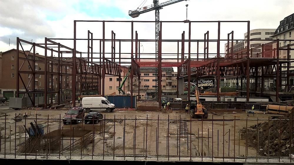 construcción educación