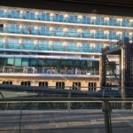 terminal pasajeros puerto Viuda de Sainz