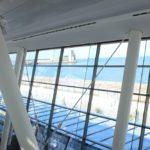 terminal pasajeros Viuda de Sainz