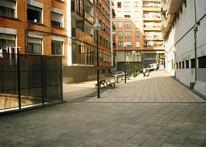 calle landa orlegi bilbao