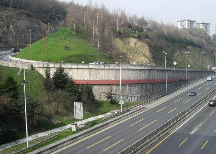 carretera Viuda de Sainz