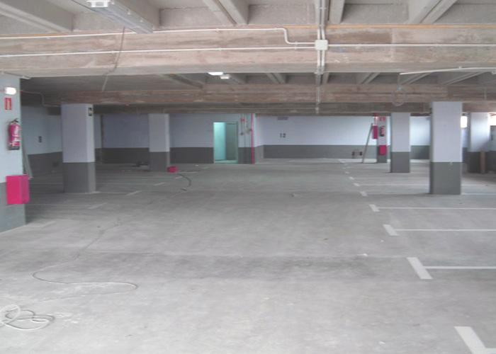 parking Altamira viuda de sainz