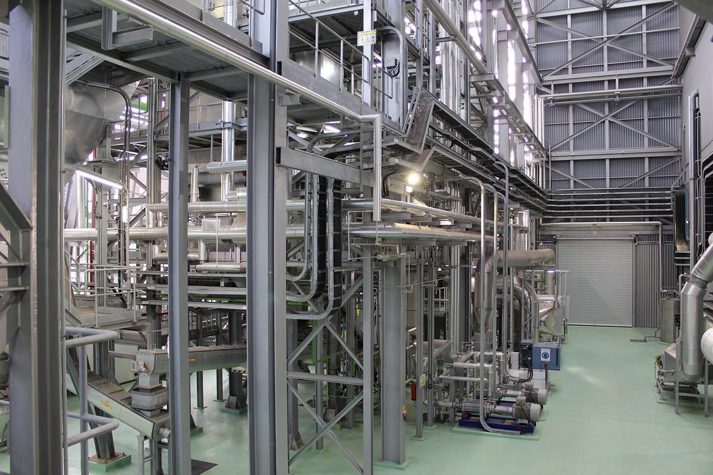 obra industrial